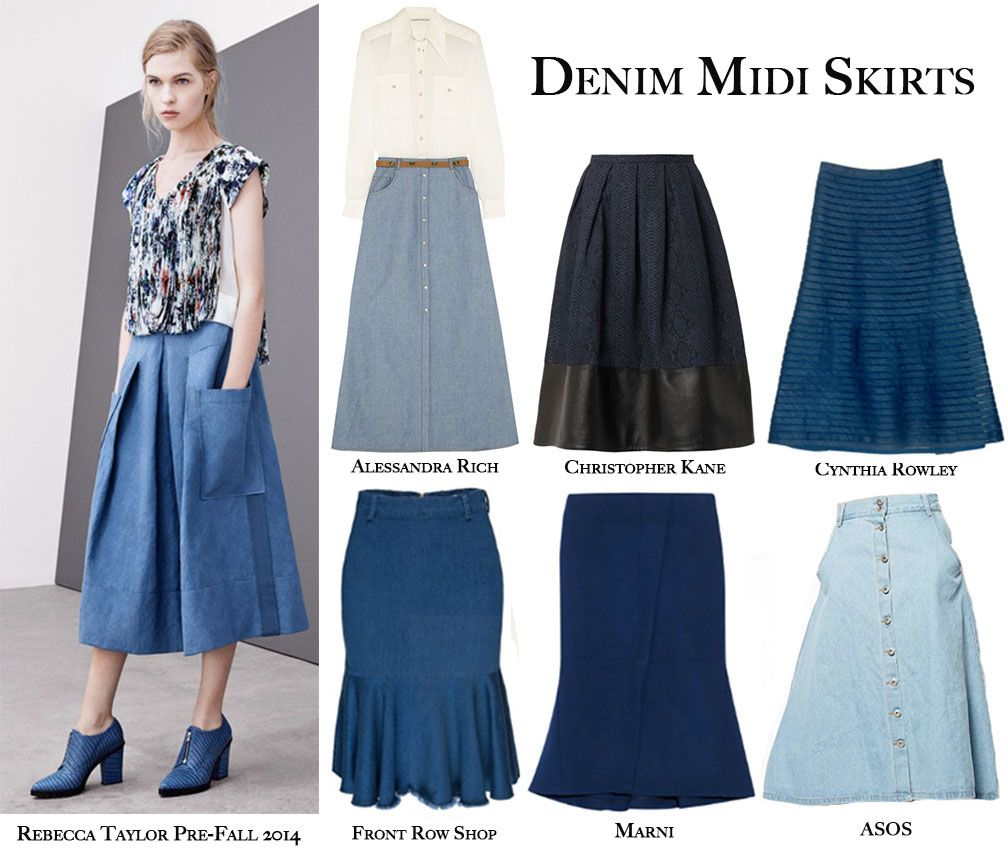 17 Best images about The Midi Skirt on Pinterest   Midi pencil ...