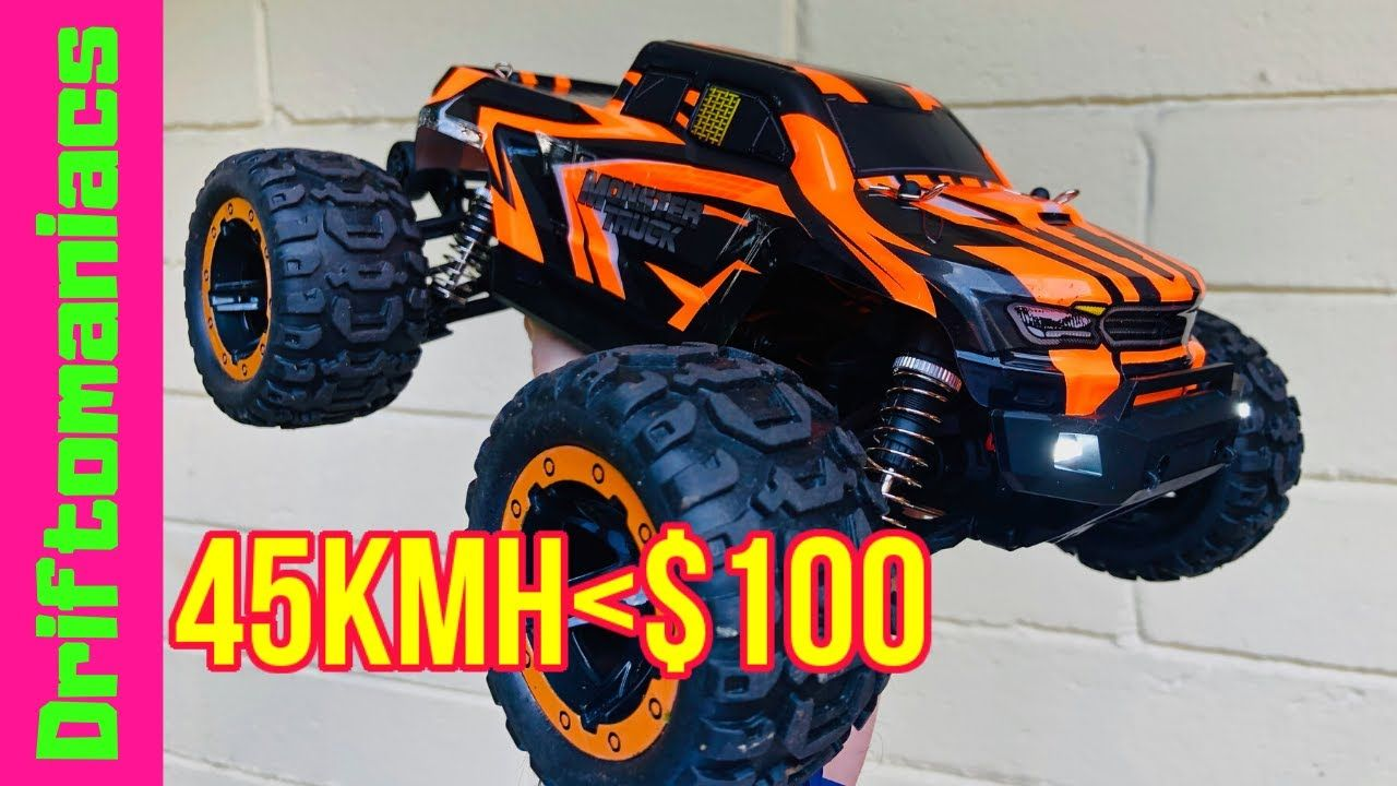 Best RC Monster Truck Under 100? SG1601 Review in 2020