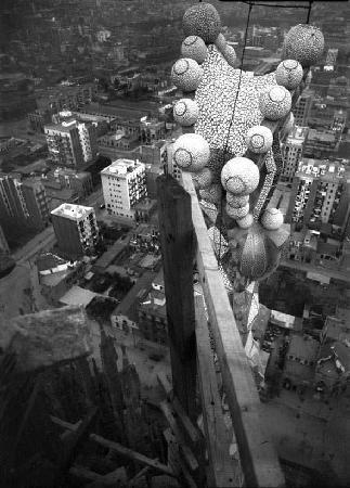 [Campanar de la Sagrada Família] | Casas i Galobardes, Gabriel - Europeana