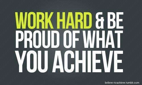Charmant Work Hard And Be Proud Of What You Achieve Quotes Quote Fitness Workout  Motivation Exercise Work Hard Motivate Workout Motivation Exercise  Motivation ...