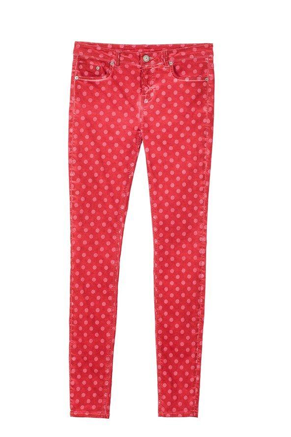 Red polka dot jeans clothes pinterest polka dot jeans and clothes red polka dot jeans sisterspd