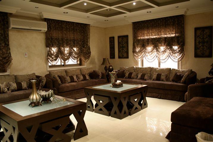 تصميمات مجالس كنب متصل جذابة Living Room Design Inspiration Home Decor Living Room Designs