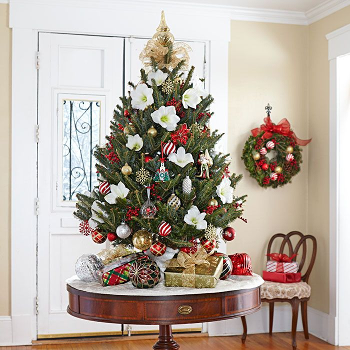 Mini Christmas Tree | My Projects for Lowe's Creative Ideas ...