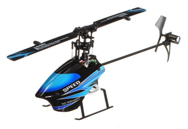 WLtoys V922 Flybarless 3D Helikopter