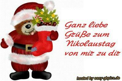Google Suche Grusse Zum Nikolaustag Weihnachtswunsche Weihnachtsgrusse