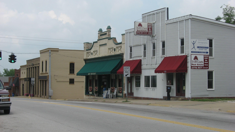 Hawesville_Historic_District. Hancock county