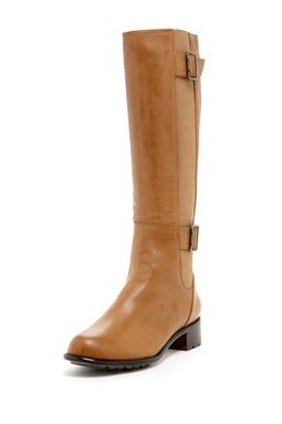 Taryn Rose Tracie Tall Riding Boot