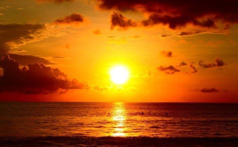 Fantastis 30 Gambar Pemandangan Sunset Pantai Pemandangan Waktu Senja Di Pantai Yang Mengagumkan Dan Patut Download 50 Gambar P Di 2020 Pemandangan Gambar Pantai