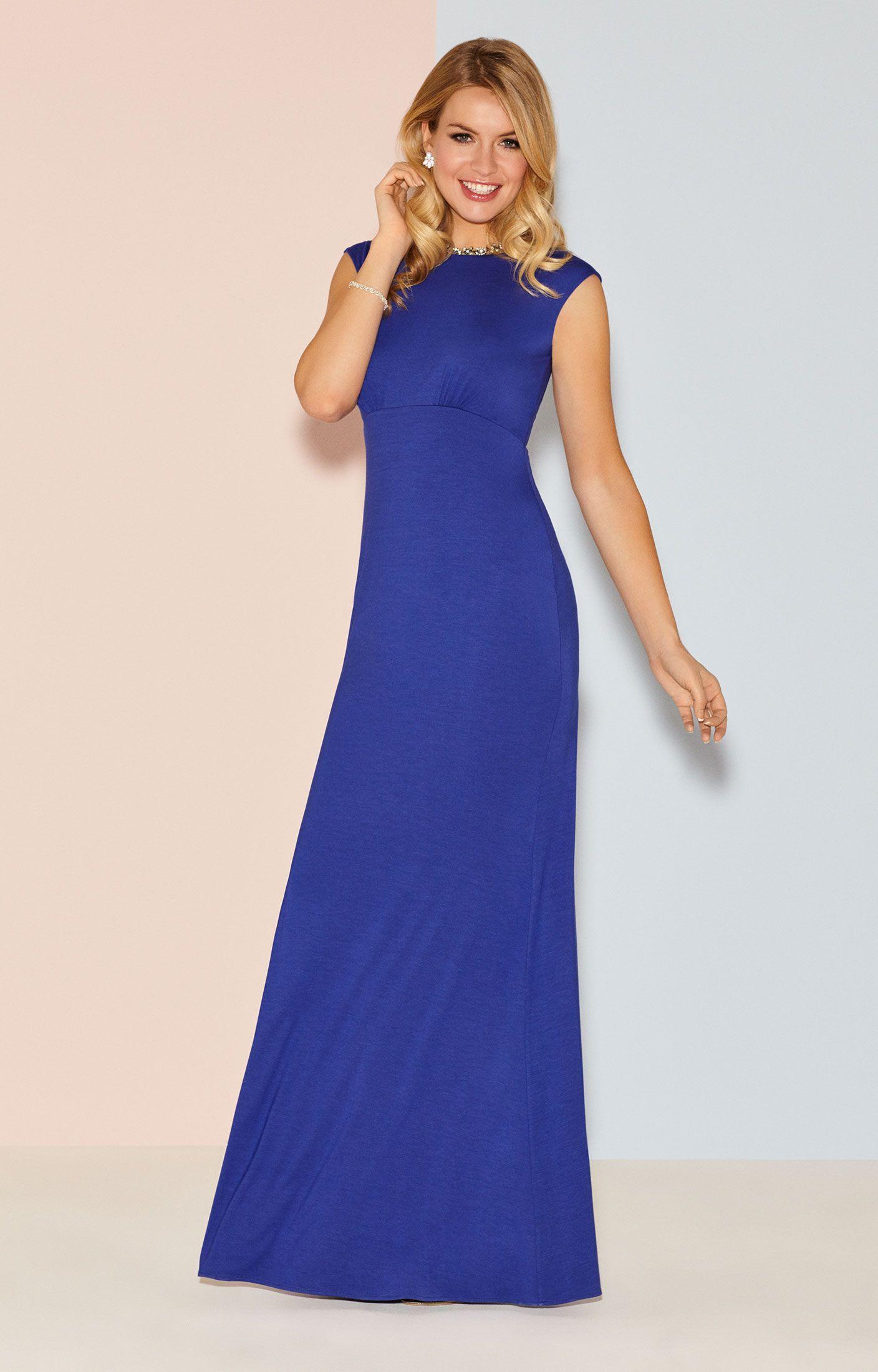 Kleid Pippa Lang (Royal Blau) | Royals and Street