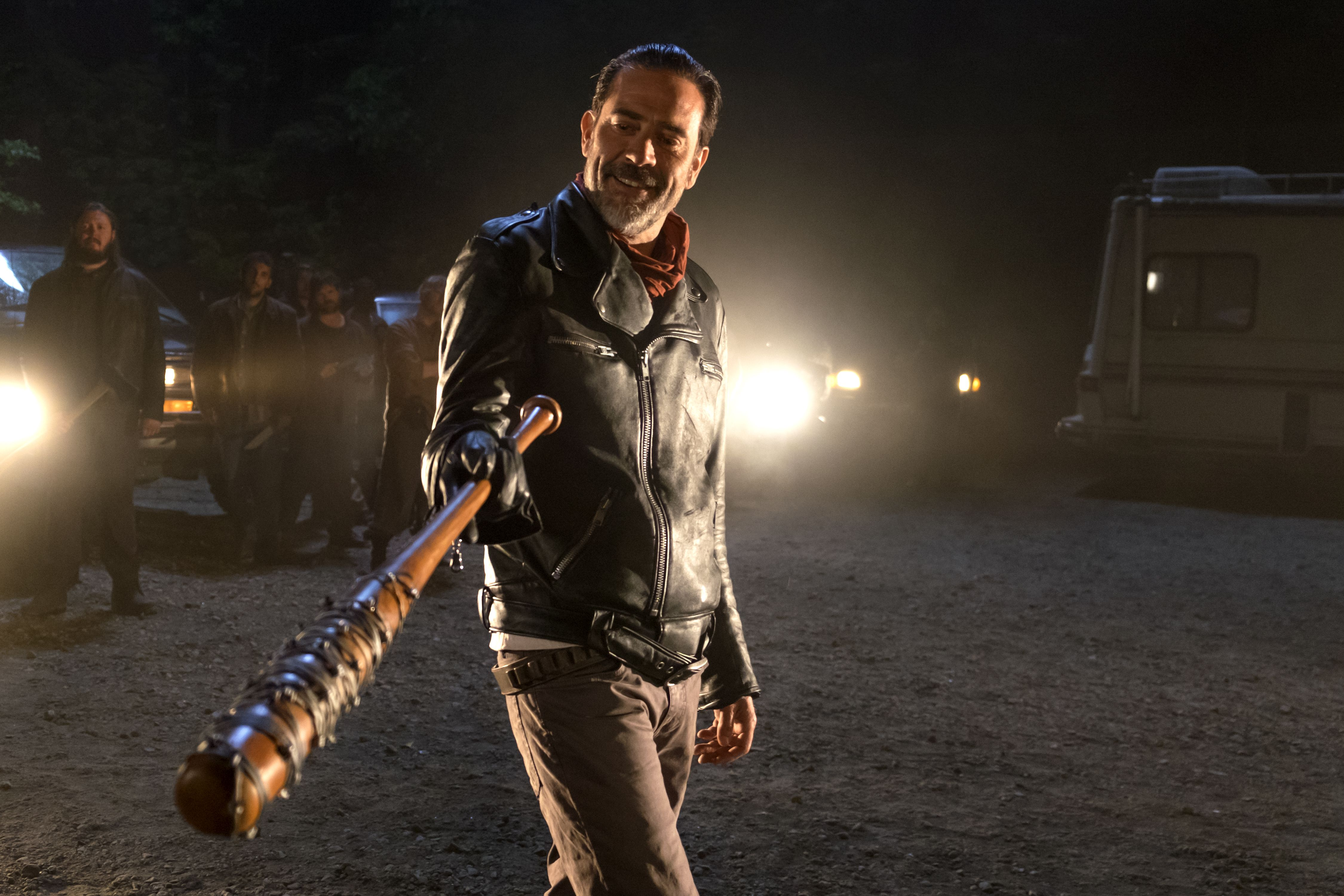 The Walking Dead The Day Will Come When You Won T Be S7ep1 Walking Dead Premiere Walking Dead Season The Walking Dead