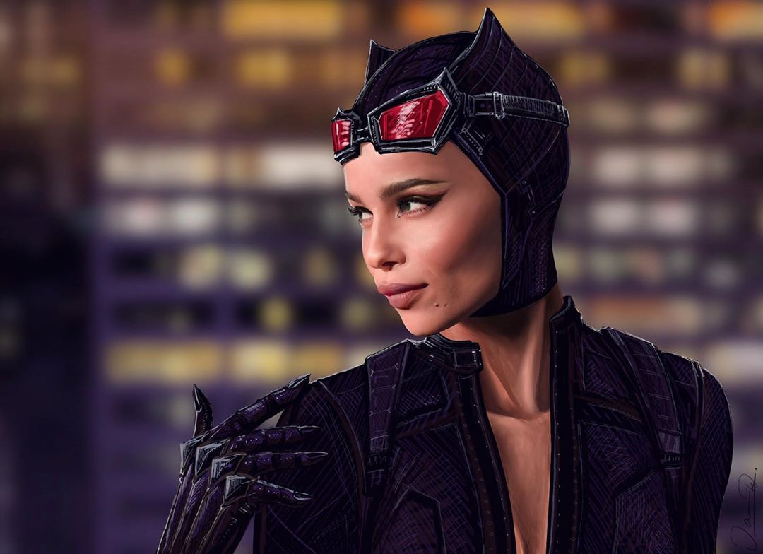 Zoe Kravitz Breaks Silence On Her Role As Catwoman In The Batman