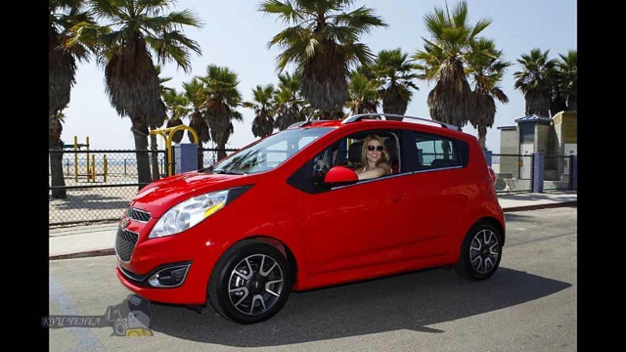 Hatchback Chevrolet Spark, American cars in 2015