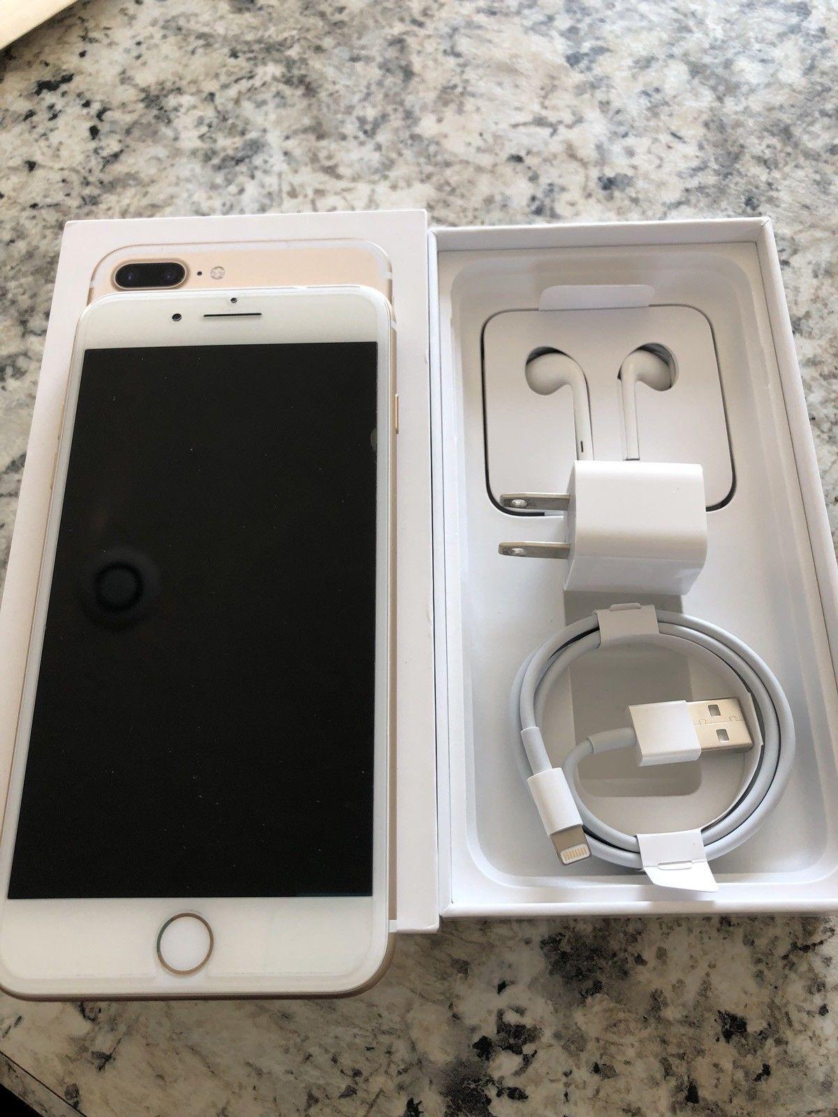 Iphone 7 Plus Att 128gb Rose Gold Acessorios Iphone Celulares Apple Celulares Iphone