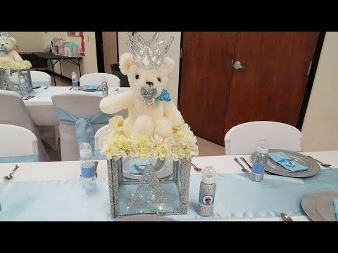 DOLLAR TREE DIY BABY SHOWER DECOR DIY GIRL BABY SHOWER