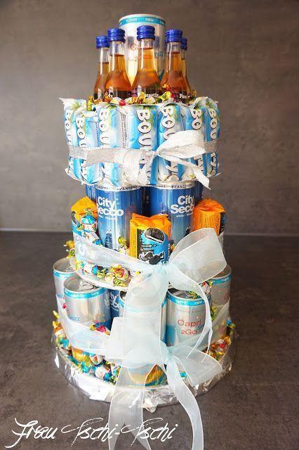 Grosse Prosecco Torte Zum 40 Geburtstag Geburtstag Geschenke