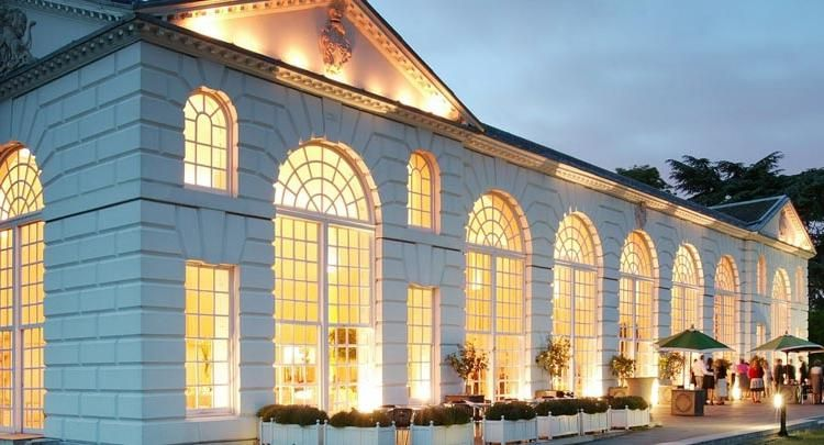 wedding and venue hire the orangery