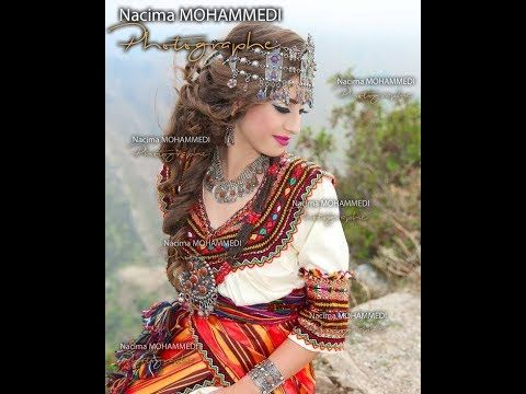 4affee0c2ee Nouveaux modèles de robes kabyle -style 2018-فساتين قبائلية - YouTube
