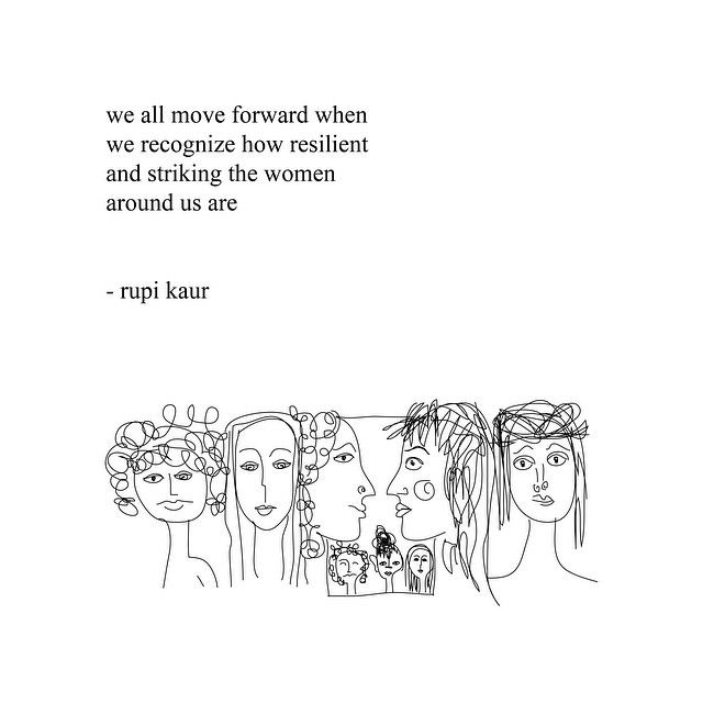 "Image of ""Untitled"" by Rupi Kaur"
