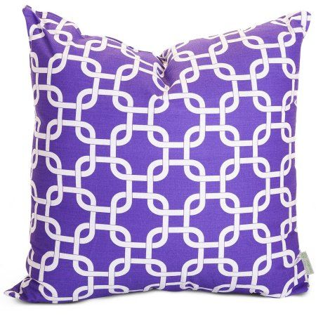 Majestic Home Goods Links Extra Decorative Pillow 24 inch x