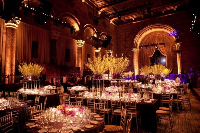 Cipriani 42nd Street 300 Most Expensive Wedding Venues In New York