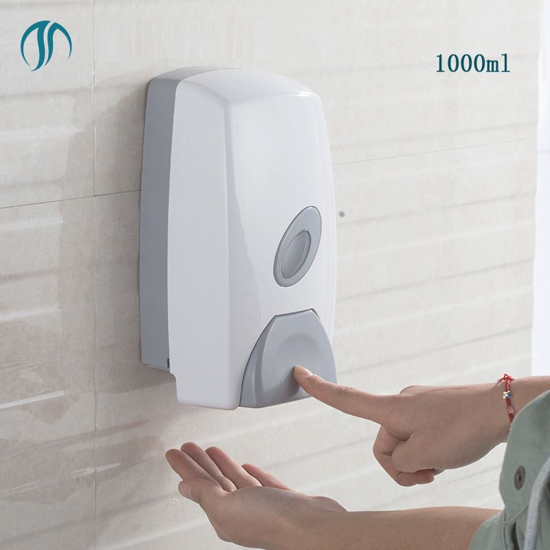 1000ml Large Plastic Hand Soap Dispenser Wall Mounting Dispensers