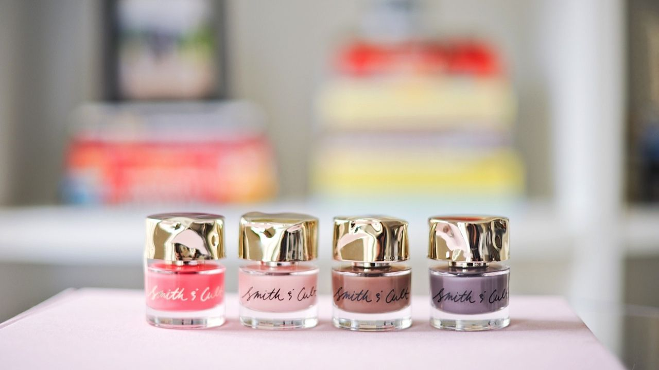 The Cutest Valentine\'s Day Gift: Smith & Cult Nail Polish | Nail ...