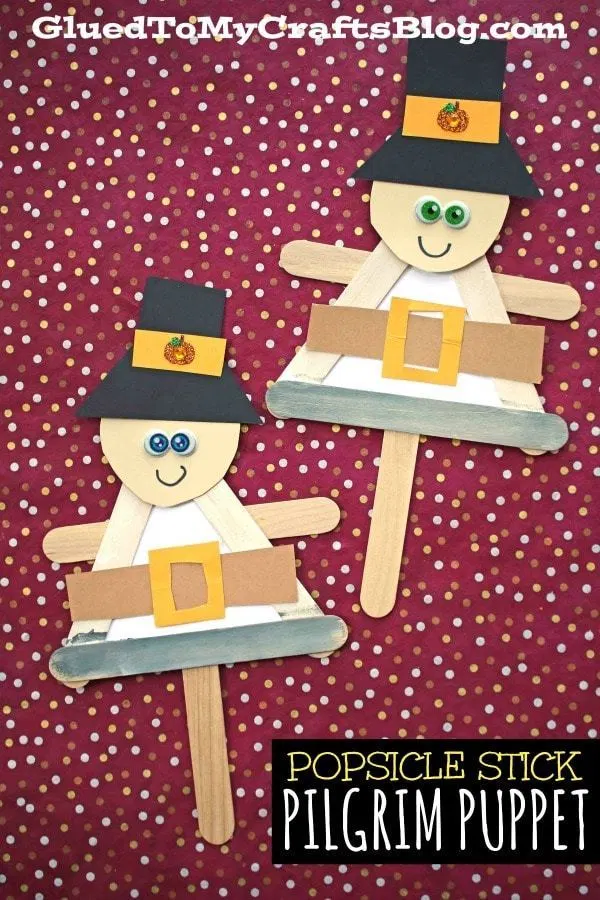 48++ Popsicle stick crafts thanksgiving information