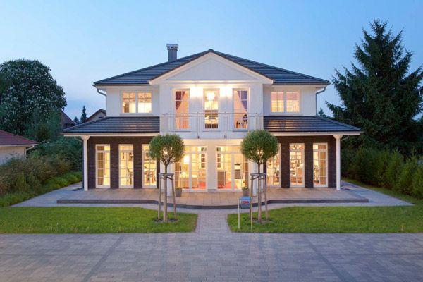 die besten 25 massivhaus ideen auf pinterest fertighaus. Black Bedroom Furniture Sets. Home Design Ideas