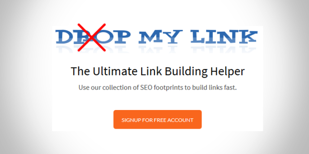 how-to-build-backlinks-using-dropmylink-webtool-featured