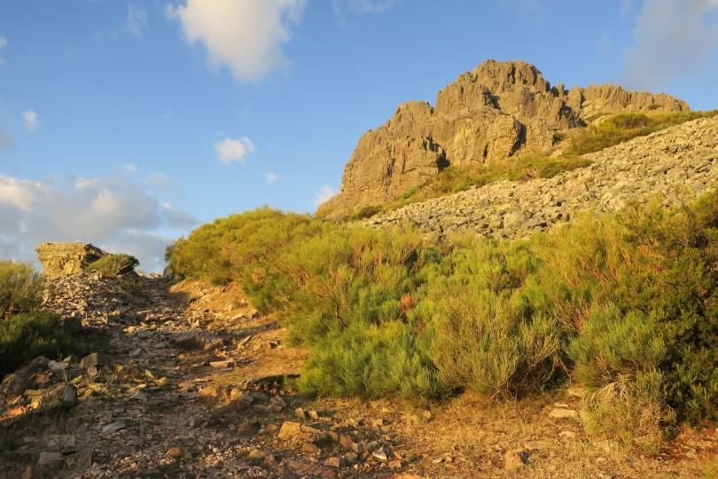 Ascensión A La Peña De Francia Francia Rutas Parques Naturales