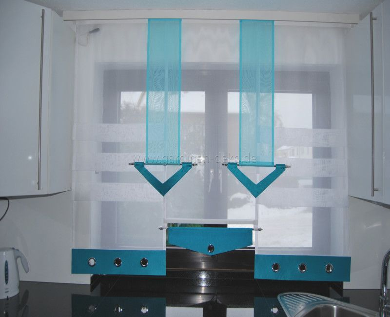 emejing gardine küche modern gallery - home design ideas ...
