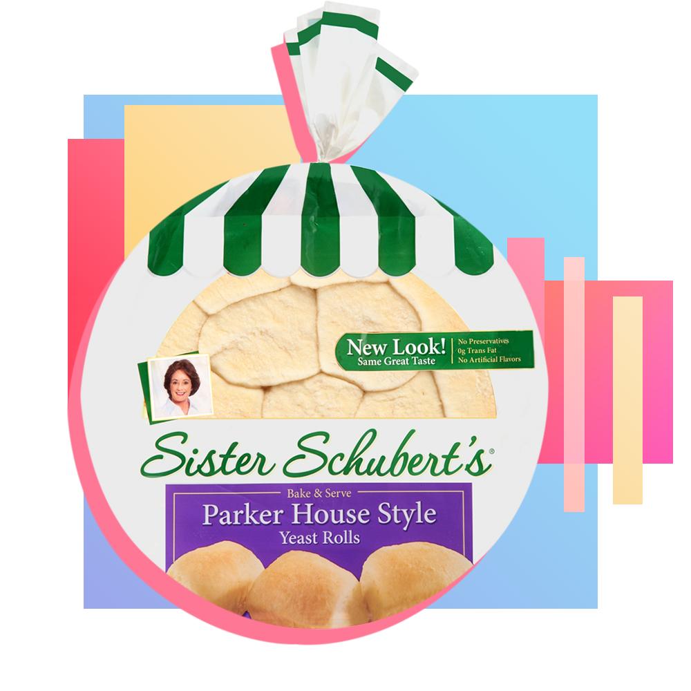 Sister Schubert S Parker House Rolls Kitchn100 Frozen Dinner