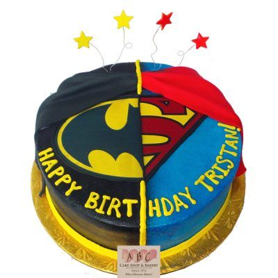 Batman Vs Superman Cake Google Zoeken Superman Birthday