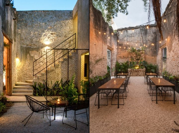 Colonial House Recovery on 64th Street by Nauzet Rodríguez, Merida