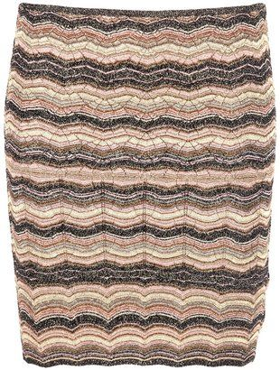 d5393fcbd4c4 ShopStyle: Missoni FITTED KNIT SKIRT | My Style | Pinterest | Knit ...