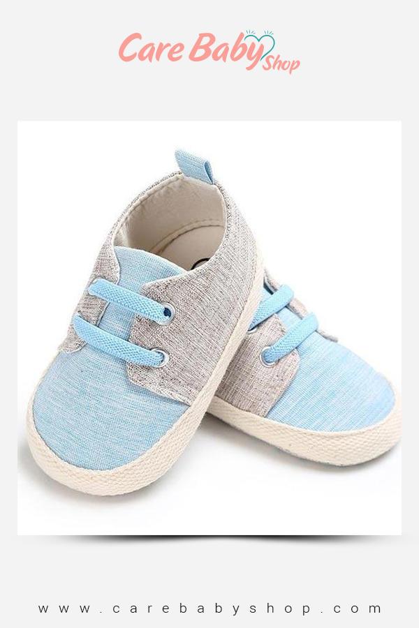 Classic Newborn Baby Boy Shoe 12 95