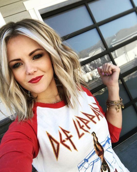 Hairstyle Of Girl 2018: 21+ Cute Haircuts For Medium Length Hair 2018