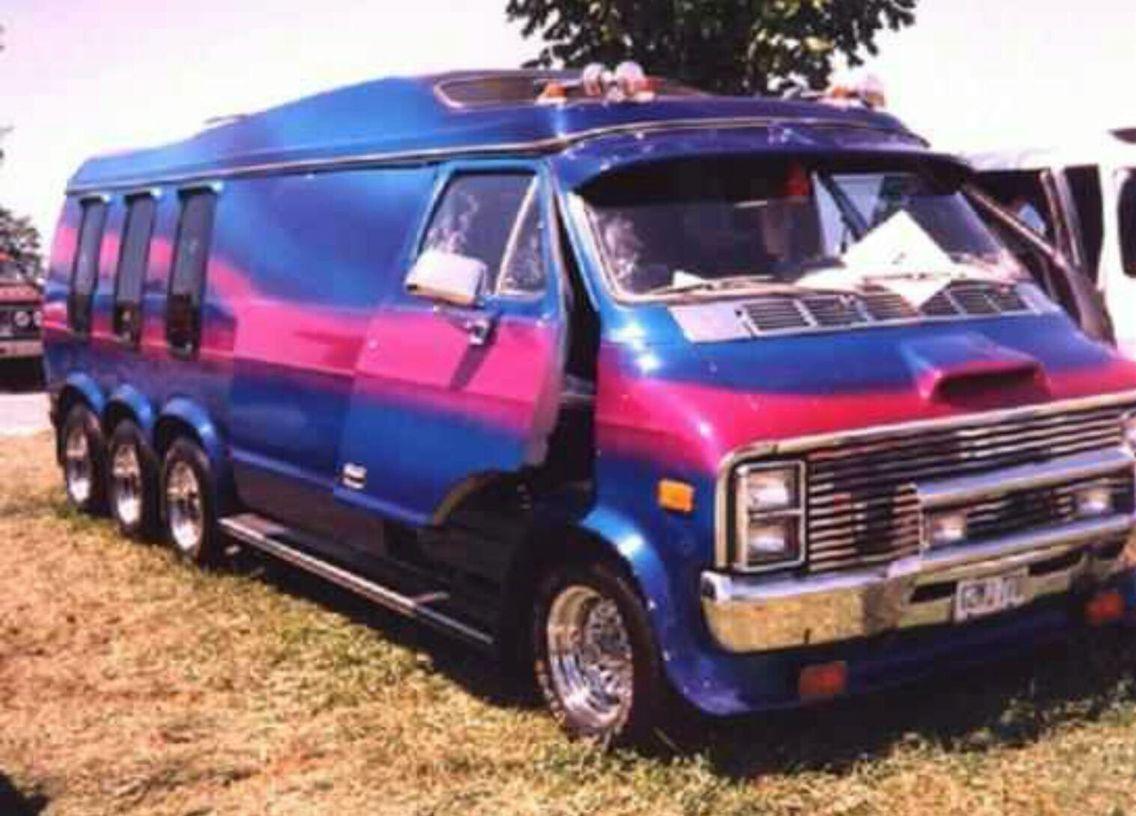 8 Wheel Custom Van Wow Add An Axle Or 2 Van Life