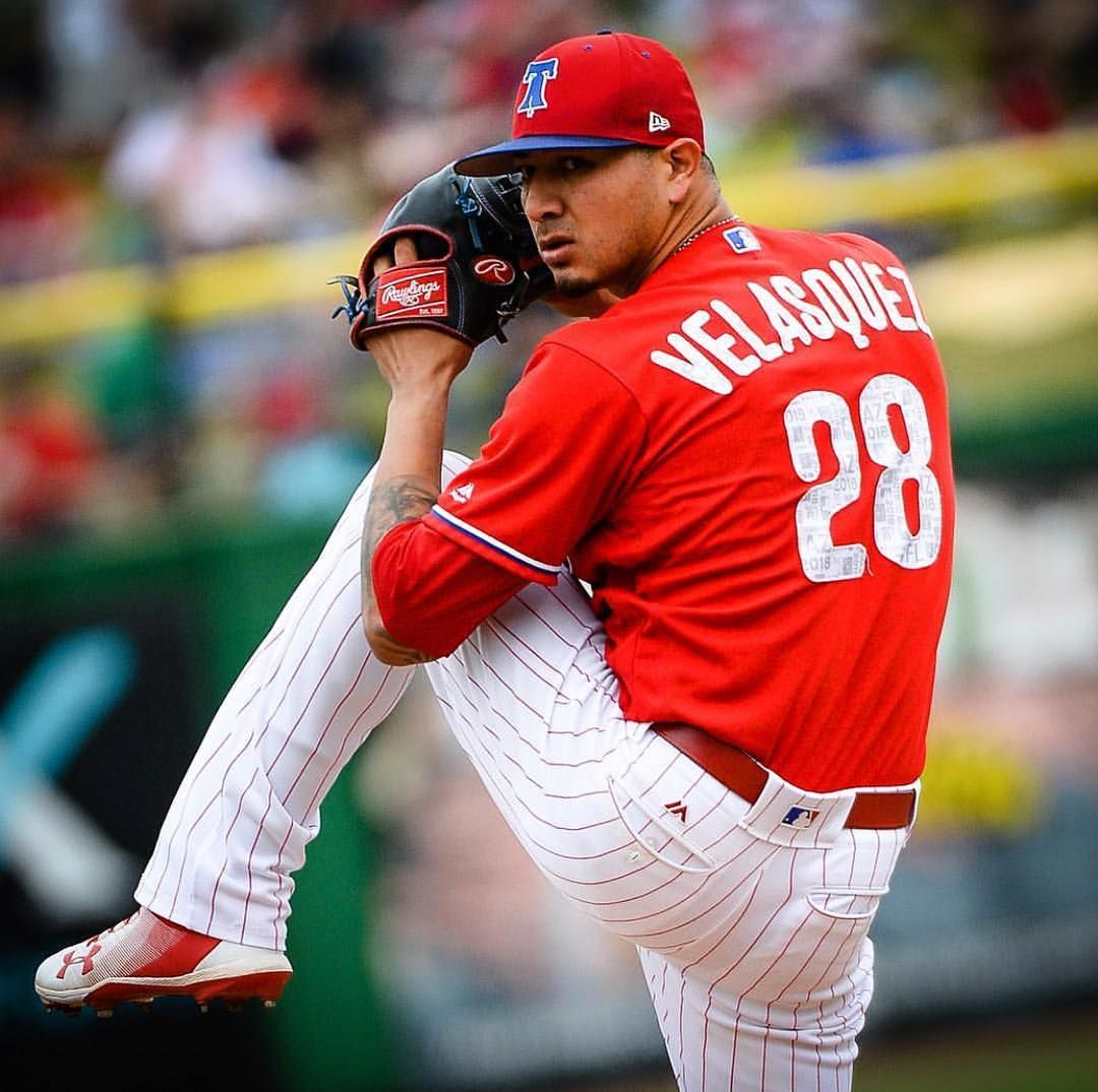 The Phils Lost Todays Spring Training Game Against The Rays 5 3 Vince Velasquez Allowed 0 Ers In 4 Ip Mark Lester Jr Threw 2 1 Innings Allowing 3 Hit Deportes