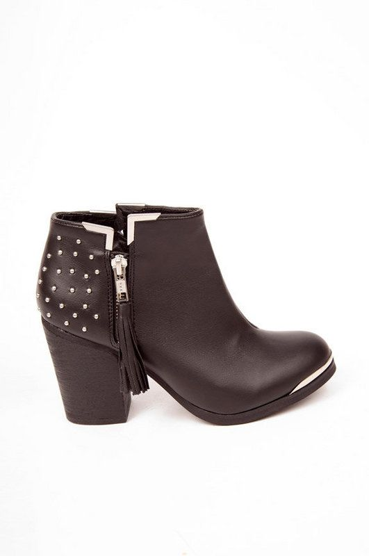 9ed31cd95 MTNG Fullu Studded Ankle Booties | Things to Wear | Shoes, Shoe ...