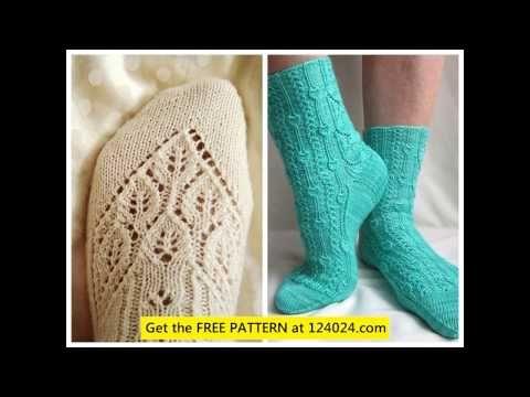 Sock Loom Knitting How To Knit Socks Easy Knitted Thigh High Socks