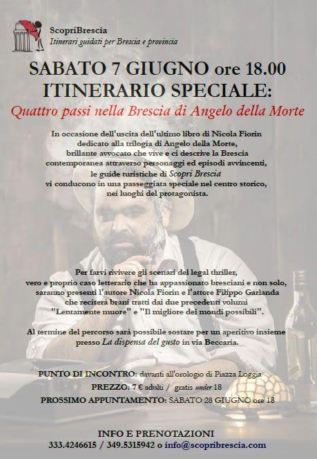 Itinerario Speciale con ScopriBrescia http://www.panesalamina.com/2014/25859-itinerario-speciale-con-scopribrescia.html