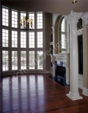 Pontarion II House Plan Window