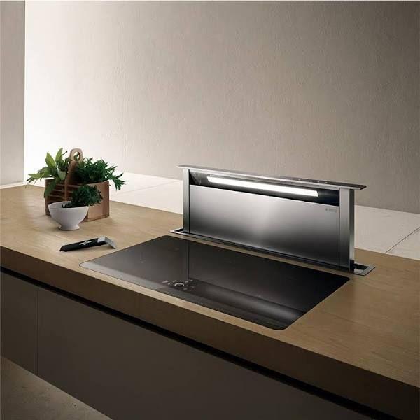 Elica - Hotte de cuisine escamotable Adagio 90 cm - 3663019022981