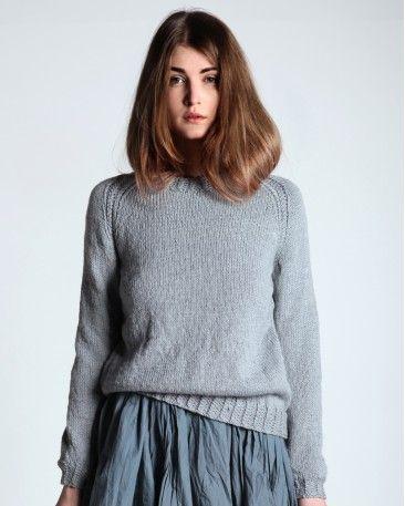 Simple Merino Sweater