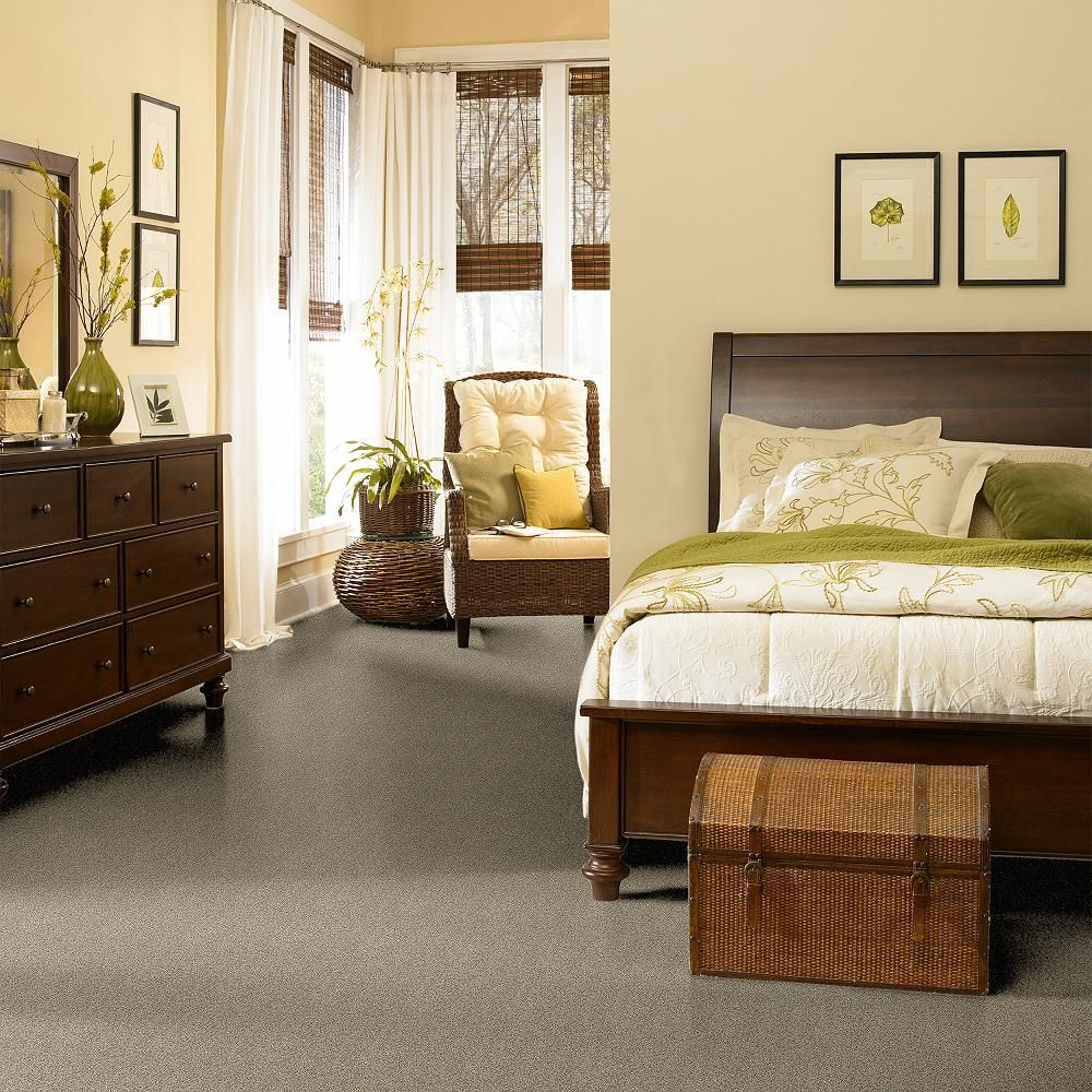 Angora Classic I Wensleydale Brown carpet, Living room