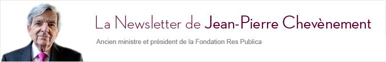 Le journal de BORIS VICTOR : Les derniers posts de Jean-Pierre Chevènement - me...