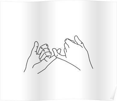 Photo of hand finger Poster by Aurora J  Reid