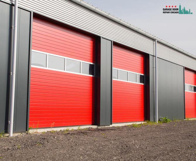 Fire Station Garage Door Opener
