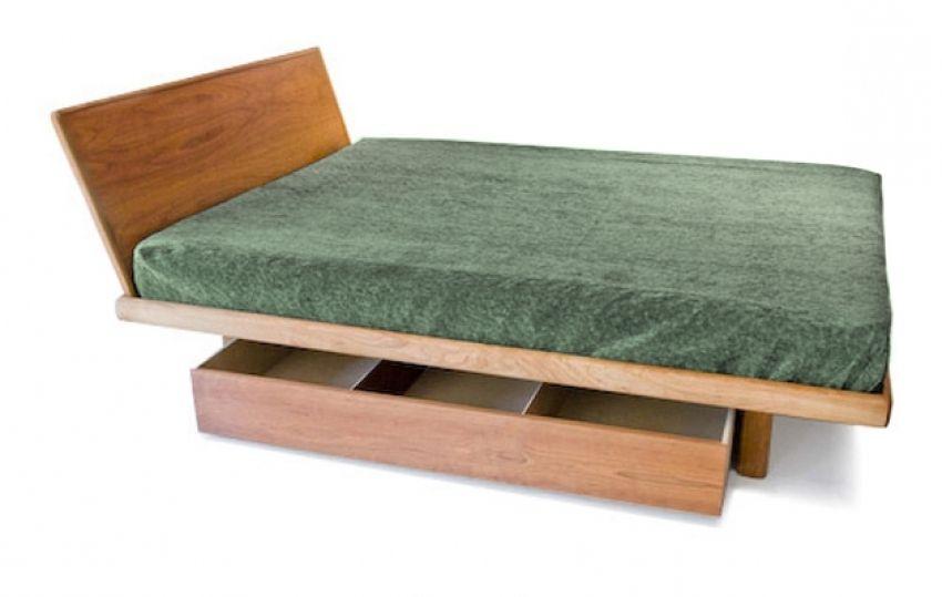 Queen Plattform Bett Mit Lagerung Und Kopfteil Queen Plattform Bett Mit  Lagerung Und Kopfteil. Einige